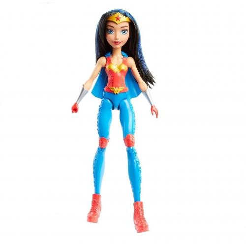Кукла 'Супергероини' Чудо-женщина (Базовая), 30 см Бишкек и Ош купить в магазине игрушек LEMUR.KG доставка по всему Кыргызстану