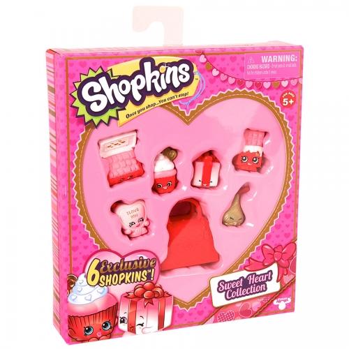 Shopkins 'Сладкое сердечко' Бишкек и Ош купить в магазине игрушек LEMUR.KG доставка по всему Кыргызстану