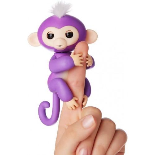 Fingerlings Интерактивная Обезьянка (в ассорт.) Бишкек и Ош купить в магазине игрушек LEMUR.KG доставка по всему Кыргызстану