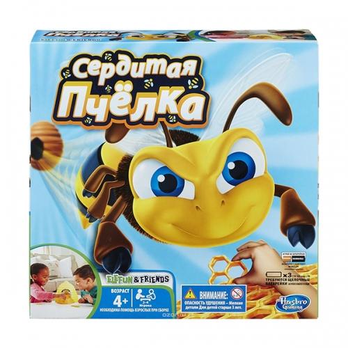 Настольная игра Сюрприз: Пчелка! Бишкек и Ош купить в магазине игрушек LEMUR.KG доставка по всему Кыргызстану