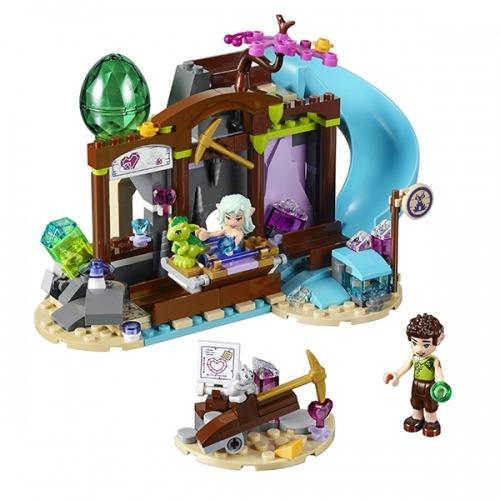 LEGO: Кристальная шахта Бишкек и Ош купить в магазине игрушек LEMUR.KG доставка по всему Кыргызстану