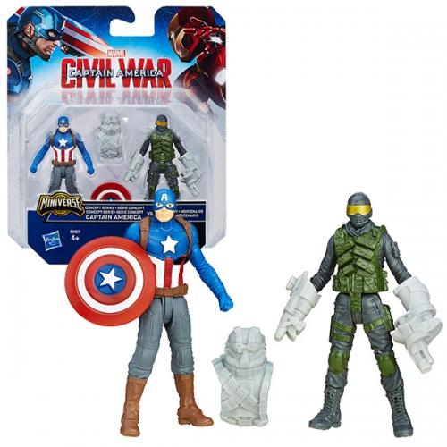 Игровой набор из 2 фигурок Мстителей Бишкек и Ош купить в магазине игрушек LEMUR.KG доставка по всему Кыргызстану