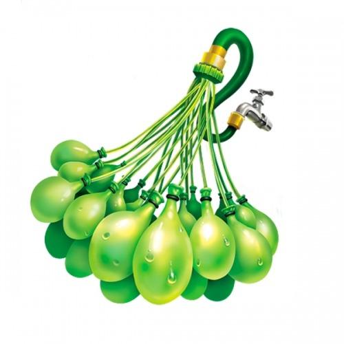Набор Bunch O Balloons на двух игроков 140 шаров Бишкек и Ош купить в магазине игрушек LEMUR.KG доставка по всему Кыргызстану