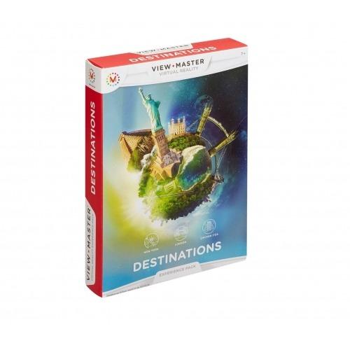 Игра для 3D очков View Master 'Достопримечательности' Бишкек и Ош купить в магазине игрушек LEMUR.KG доставка по всему Кыргызстану