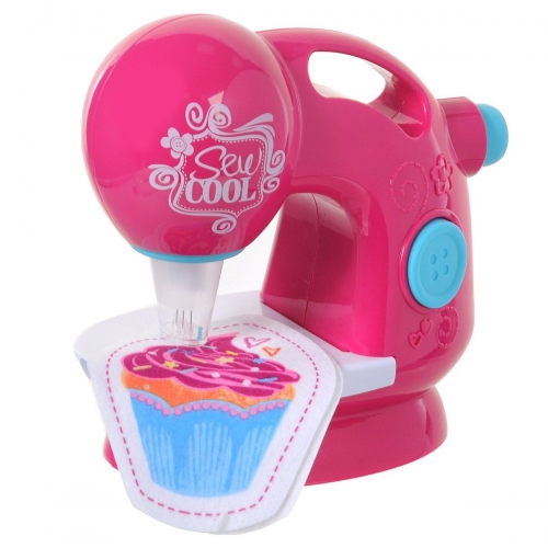 Игровой Sew Cool 'Швейная машинка' Бишкек и Ош купить в магазине игрушек LEMUR.KG доставка по всему Кыргызстану