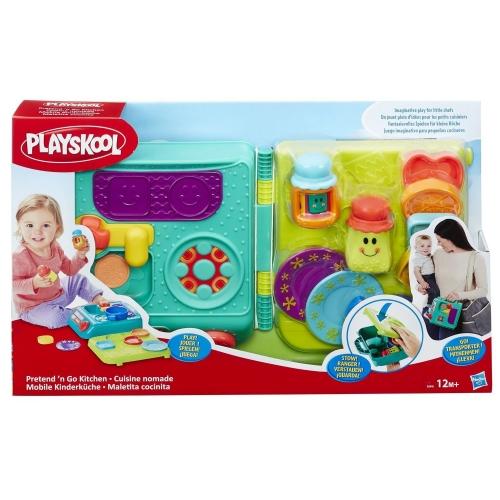 Игровой Playskool 'Возьми с собой' Моя первая кухня Бишкек и Ош купить в магазине игрушек LEMUR.KG доставка по всему Кыргызстану