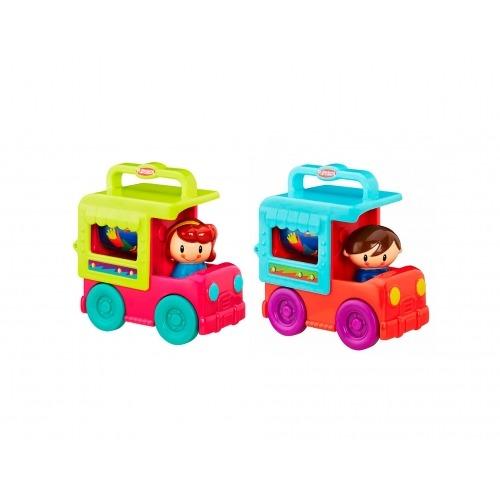 Возьми с собой Грузовичок Playskool 'Сложи и кати' Бишкек и Ош купить в магазине игрушек LEMUR.KG доставка по всему Кыргызстану