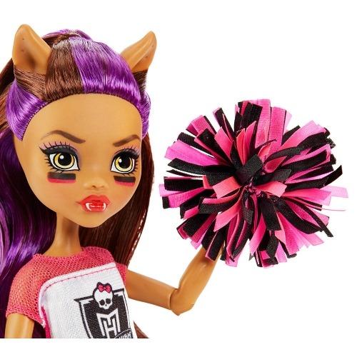Monster High Клод и Клодин Вульф 'Чемпионы' Бишкек и Ош купить в магазине игрушек LEMUR.KG доставка по всему Кыргызстану