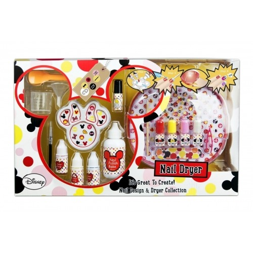 детской декоративной косметики Minnie для ногтей Бишкек и Ош купить в магазине игрушек LEMUR.KG доставка по всему Кыргызстану