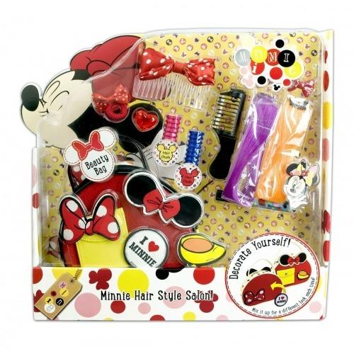 детской декоративной косметики Minnie для волос Бишкек и Ош купить в магазине игрушек LEMUR.KG доставка по всему Кыргызстану