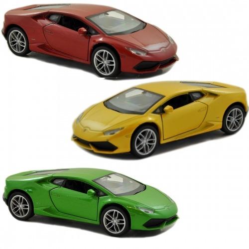 Коллекционная машинка Welly Lamborghini Huracan, 1:34-39 Бишкек и Ош купить в магазине игрушек LEMUR.KG доставка по всему Кыргызстану
