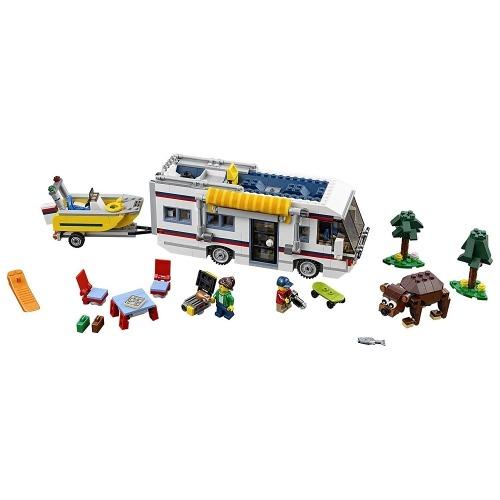 LEGO: Кемпинг Бишкек и Ош купить в магазине игрушек LEMUR.KG доставка по всему Кыргызстану