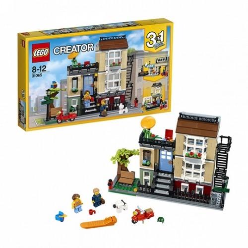 LEGO: Домик в пригороде Бишкек и Ош купить в магазине игрушек LEMUR.KG доставка по всему Кыргызстану