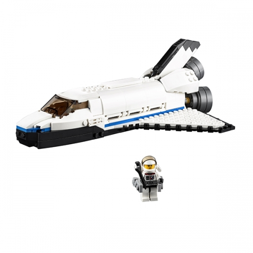 LEGO: Исследовательский космический шаттл Бишкек и Ош купить в магазине игрушек LEMUR.KG доставка по всему Кыргызстану