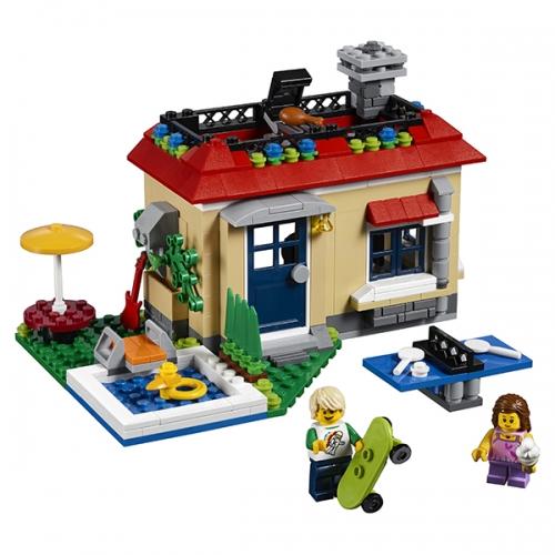 LEGO: Вечеринка у бассейна Бишкек и Ош купить в магазине игрушек LEMUR.KG доставка по всему Кыргызстану