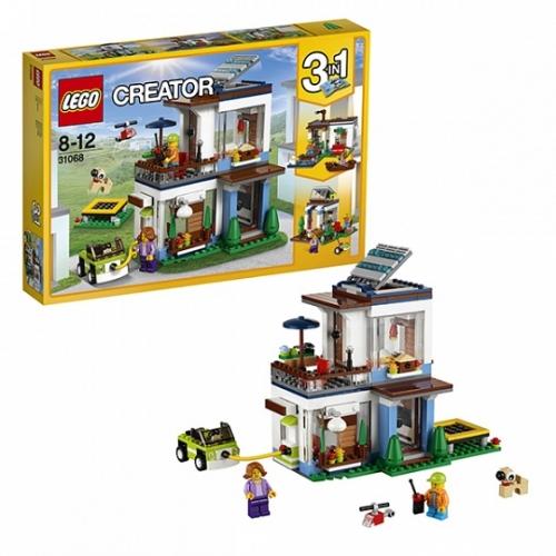 LEGO: Современный дом Бишкек и Ош купить в магазине игрушек LEMUR.KG доставка по всему Кыргызстану