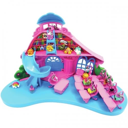 Игровой 'Школьный дом' Charm U Бишкек и Ош купить в магазине игрушек LEMUR.KG доставка по всему Кыргызстану