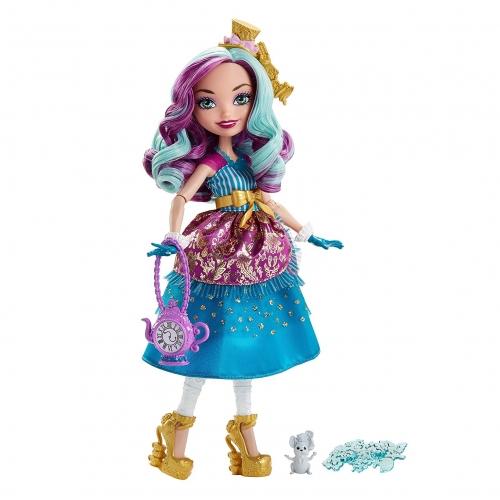 Ever After High Мэделин Хэттер из серии 'Могущественные принцессы' Бишкек и Ош купить в магазине игрушек LEMUR.KG доставка по всему Кыргызстану