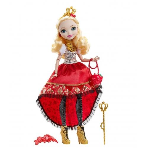 Ever After High Эппл Уайт из серии 'Могущественные принцессы' Бишкек и Ош купить в магазине игрушек LEMUR.KG доставка по всему Кыргызстану