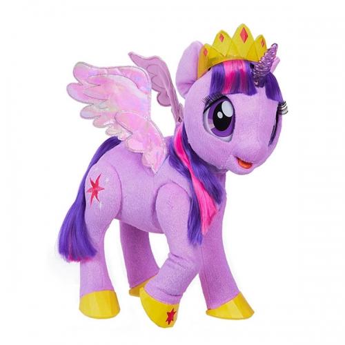 My Little Pony 'Сияние' интерактивная Твайлайт Спаркл Бишкек и Ош купить в магазине игрушек LEMUR.KG доставка по всему Кыргызстану