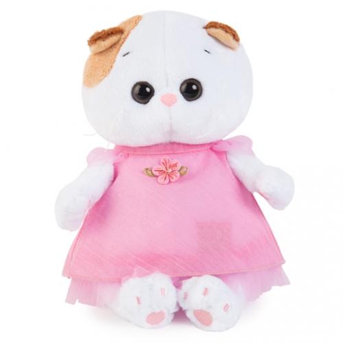 Мягкая игрушка Кошечка Ли-Ли Baby в розовом платье Бишкек и Ош купить в магазине игрушек LEMUR.KG доставка по всему Кыргызстану