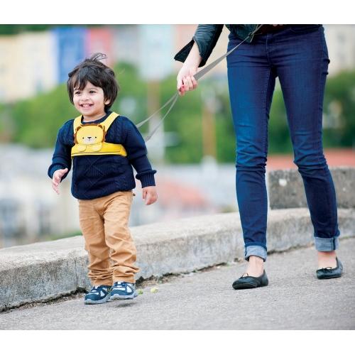 Вожжи для ходьбы Trunki - ToddlePak Leeroy Бишкек и Ош купить в магазине игрушек LEMUR.KG доставка по всему Кыргызстану