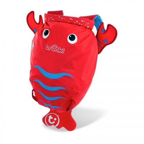 PaddlePak рюкзак Лобстер Trunki Бишкек и Ош купить в магазине игрушек LEMUR.KG доставка по всему Кыргызстану
