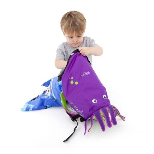 PaddlePak рюкзак Осьминог Trunki Бишкек и Ош купить в магазине игрушек LEMUR.KG доставка по всему Кыргызстану