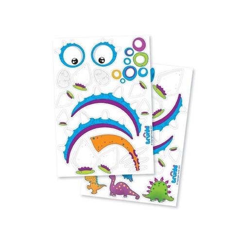 Наклейки для чемоданов Trunki Бишкек и Ош купить в магазине игрушек LEMUR.KG доставка по всему Кыргызстану