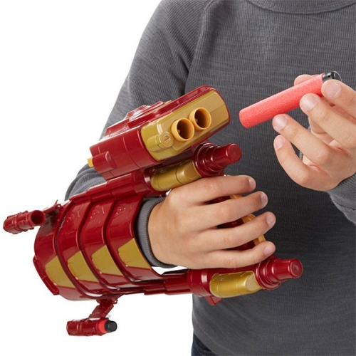 Игрушка Боевая броня Железного Человека Бишкек и Ош купить в магазине игрушек LEMUR.KG доставка по всему Кыргызстану