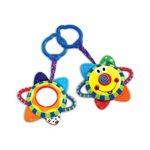 NUBY Развивающая игрушка - ' Солнышко' Бишкек и Ош купить в магазине игрушек LEMUR.KG доставка по всему Кыргызстану