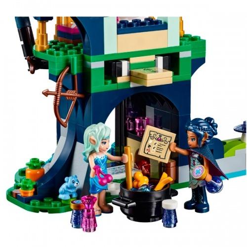 LEGO: Тайная лечебница Розалин Бишкек и Ош купить в магазине игрушек LEMUR.KG доставка по всему Кыргызстану