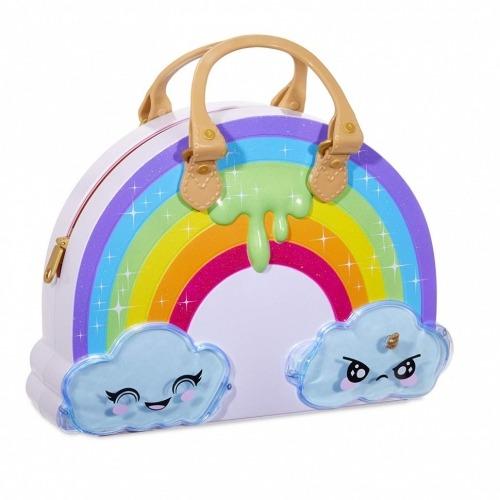 Огромный набор слаймов в сумке Poopsie Slime Surprise Chasmell Rainbow Бишкек и Ош купить в магазине игрушек LEMUR.KG доставка по всему Кыргызстану