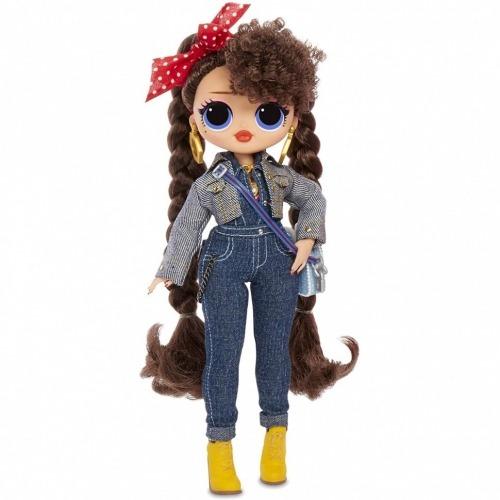 Большая фешн кукла L.O.L. Surprise! O.M.G. Busy B.B. Бишкек и Ош купить в магазине игрушек LEMUR.KG доставка по всему Кыргызстану