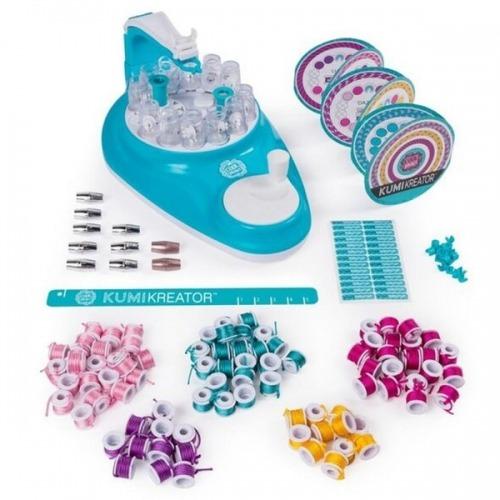 Студия для плетения браслетов и фенечек Kumi Kreator Бишкек и Ош купить в магазине игрушек LEMUR.KG доставка по всему Кыргызстану