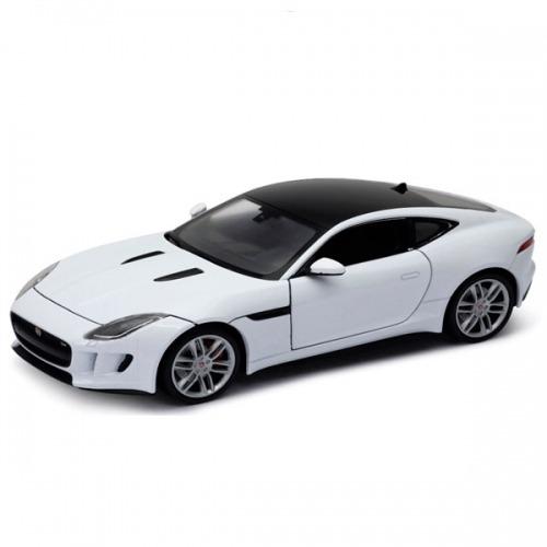 Welly модель машины 1:24 Jaguar F-Type Бишкек и Ош купить в магазине игрушек LEMUR.KG доставка по всему Кыргызстану