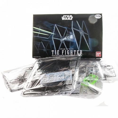 StarWars модель Истребитель TIE-Fighter 1/72 Бишкек и Ош купить в магазине игрушек LEMUR.KG доставка по всему Кыргызстану