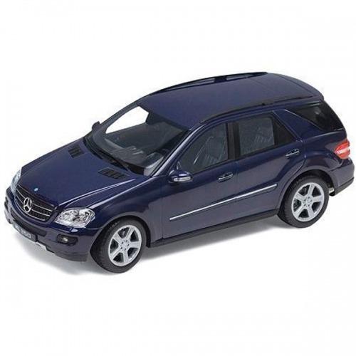Welly модель машины 1:18 Mercedes-Benz ML350 Бишкек и Ош купить в магазине игрушек LEMUR.KG доставка по всему Кыргызстану