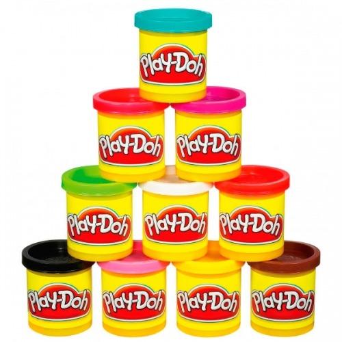 Play-Doh Пластилин 1 банка Бишкек и Ош купить в магазине игрушек LEMUR.KG доставка по всему Кыргызстану