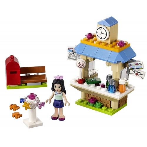 LEGO: Туристический киоск Эммы Бишкек и Ош купить в магазине игрушек LEMUR.KG доставка по всему Кыргызстану