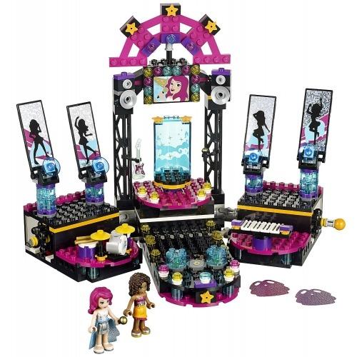 LEGO: Поп звезда: сцена Бишкек и Ош купить в магазине игрушек LEMUR.KG доставка по всему Кыргызстану