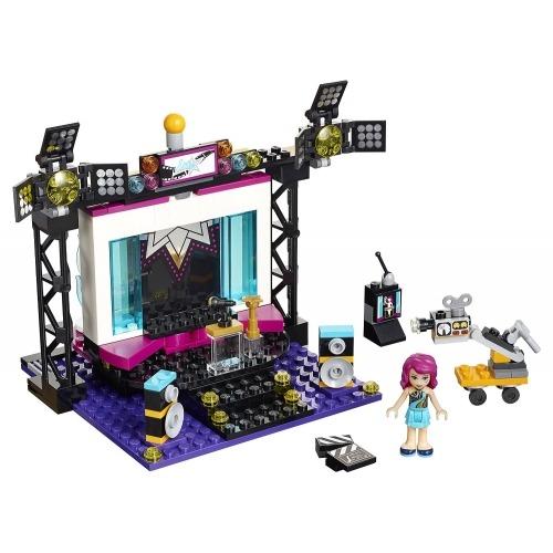 LEGO: Поп-звезда: телестудия Бишкек и Ош купить в магазине игрушек LEMUR.KG доставка по всему Кыргызстану