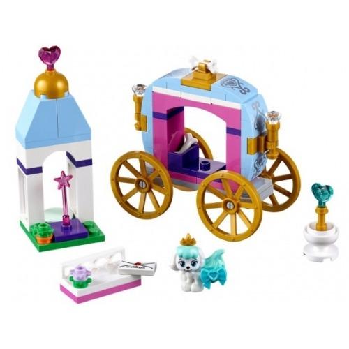 LEGO: Королевские питомцы: Тыковка Бишкек и Ош купить в магазине игрушек LEMUR.KG доставка по всему Кыргызстану