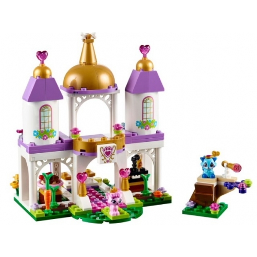 LEGO: Королевские питомцы: замок Бишкек и Ош купить в магазине игрушек LEMUR.KG доставка по всему Кыргызстану