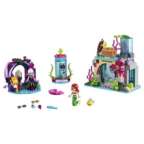 LEGO: Ариэль и магическое заклятье Бишкек и Ош купить в магазине игрушек LEMUR.KG доставка по всему Кыргызстану