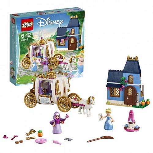 LEGO: Сказочный вечер Золушки Бишкек и Ош купить в магазине игрушек LEMUR.KG доставка по всему Кыргызстану