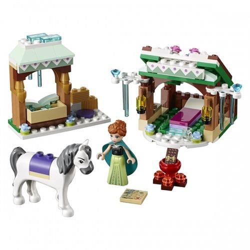 LEGO: Зимние приключения Анны Бишкек и Ош купить в магазине игрушек LEMUR.KG доставка по всему Кыргызстану
