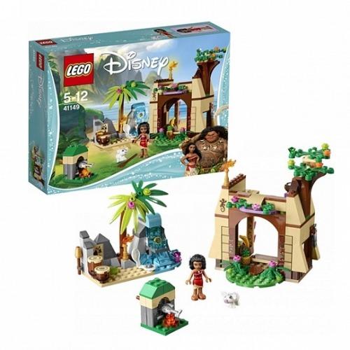 LEGO: Приключения Моаны на затерянном острове Бишкек и Ош купить в магазине игрушек LEMUR.KG доставка по всему Кыргызстану