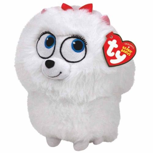 Мягкая игрушка 'Тайная жизнь домашних животных' - Шпиц Гиджет Бишкек и Ош купить в магазине игрушек LEMUR.KG доставка по всему Кыргызстану