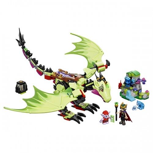 LEGO: Дракон Короля Гоблинов Бишкек и Ош купить в магазине игрушек LEMUR.KG доставка по всему Кыргызстану